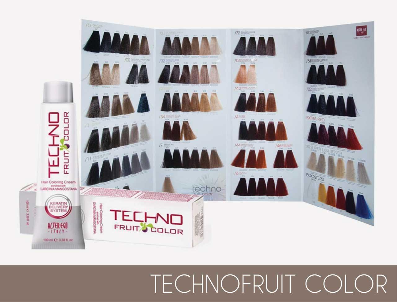 Alter Ego Colores Techno Fruit Permanente 100ml Castillo Hair Center Amp Supply